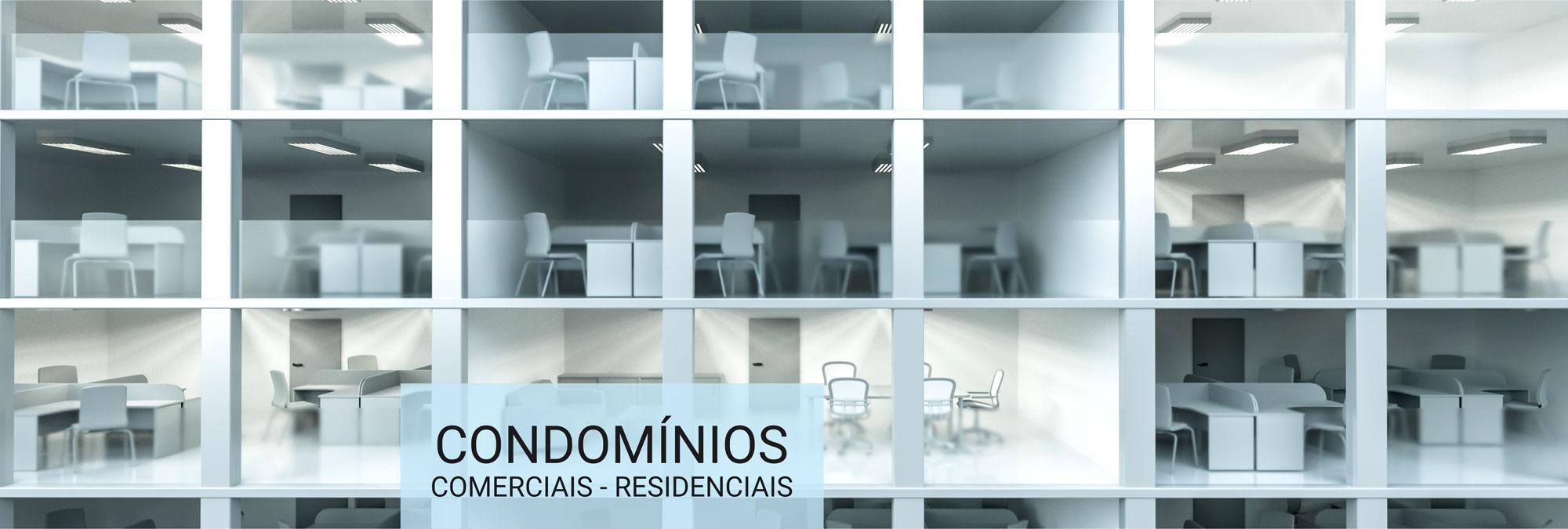 Condomínios O2Led